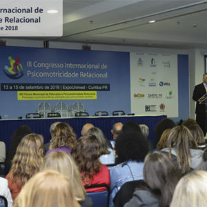 III Congresso Internacional de Psicomotricidade Relacional – 2018